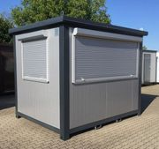 Bürocontainer Waage Container Pförtnerhaus - 3x2