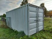 Lager Container 6m