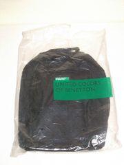Moderne Rückentasche von Benetton neu