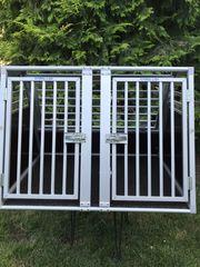 Doppelbox für Hundetransport von Schmidt