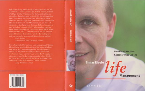 Buch life Management - Elmar Eisele