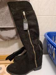Overknee Schuhe Neu 38