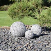 Granit Kugelset 4 Stck