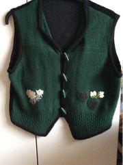 Damen Trachtenweste handmade