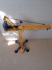 Playmobil Baukran