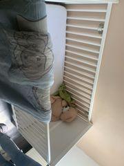 Babybett Ikea 140x70 Umbaubar weiß