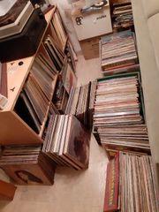 Schallplatten Lps