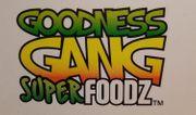 Plüschfiguren GOODNESS GANG Superfoodz Sammlung