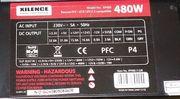 Xilence XP480 480 Watt Netzteil