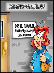 WhatsApp- Gruppe Das Spital sucht