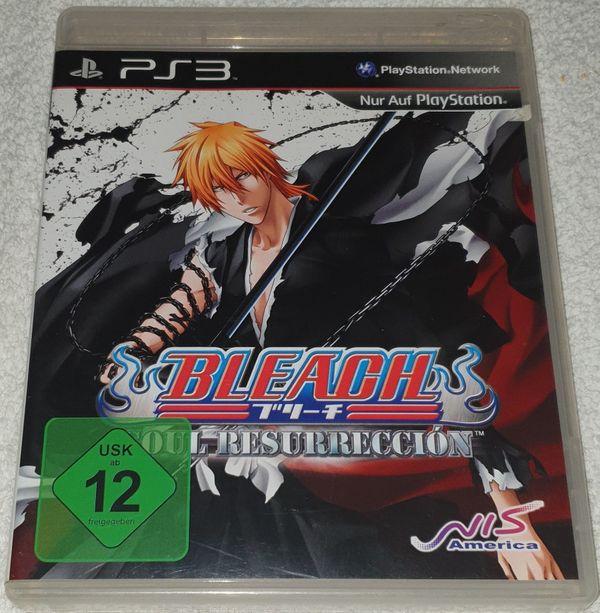 Für PS3 Bleach Soul - Resurreccion