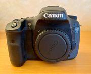 Canon EOS 7D DSLR Kamera