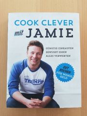 Kochbuch Cook clever mit Jamie
