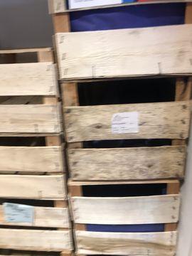 Obstkisten Holzkisten Füllmenge 10 Kg: Kleinanzeigen aus Stuttgart Feuerbach - Rubrik Sonstiger Gewerbebedarf