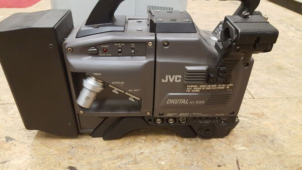 JVC Triaxial Unit RM-P270 und