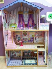 Puppenhaus zum selbst abholen