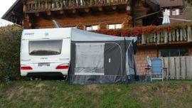 Bild 4 - Wohnwagen Fendt Topas 495 zu - Wendlingen