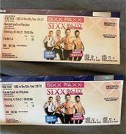 Sixx Paxx Ludwigshafen 1 Reihe