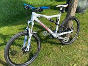 Fahrrad Cannondale rize4 fully