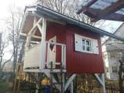 Stelzenhaus aus Holz