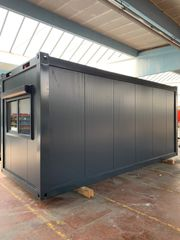 Wohncontainer kaufen 20 Fuß Neu