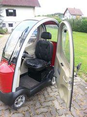 Elektrofahrzeug MINIBIL- 1 Sitzer