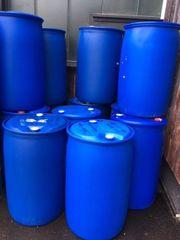 Gebrauchte 200 Liter Spundlochfässer bei