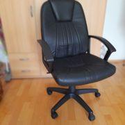 Verkaufe einen Chefsessel Schreibtisch Sessel