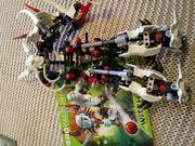 8 verschiedene Lego - Hero Factory -