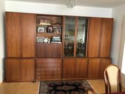 Wohnzimmerschrank Massivholz