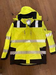 Neue Elysee Arbeitsjacke-Warnschutzjacke