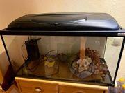 Aquarium 110 Liter mit Abdeckung