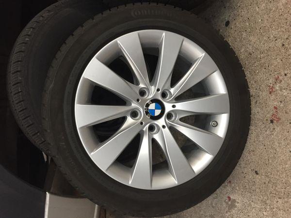 17 ZOLL WINTERRÄDER ORIGINAL BMW