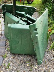 Komposter Set zum Zusammenstecken