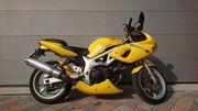 Motorrad Suzuki SV650S AV inkl