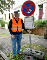 Halteverbotszonen fast Deutschlandweit