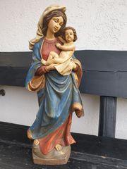 Mutter Maria mit Jesuskind H