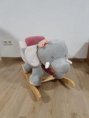 Schaukeltier Nattou Elefant