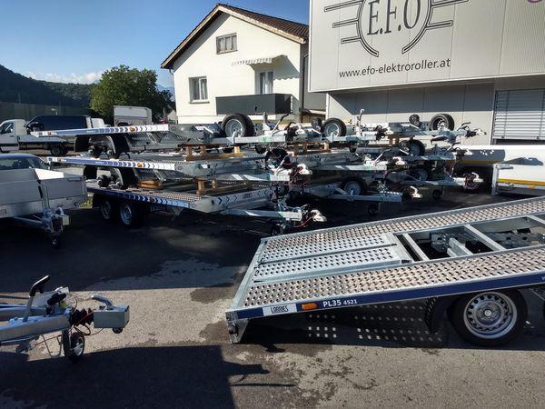 Autotransporter kippbar neue Modelle