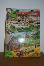 Riesengroßes Bilderbuch vom Bauernhof