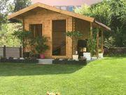 Gartenhaus und Pavillon auf Maß