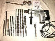 Bohrhammer Abbruchhammer 1050 Watt Marke