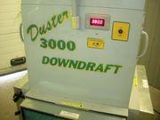 Duster 3000 Downdraft Mobile Umluft-