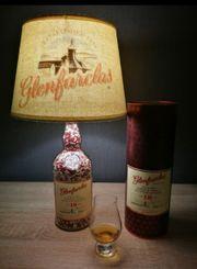 Whisky Flaschenlampe Tischleuchte