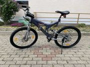 Mountainbike 26 Fully Shimano 27-Gang -