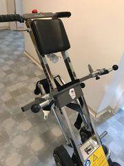 Treppenraupe Rollstuhllift