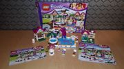 Lego Friends Großes Schwimmbad 41008