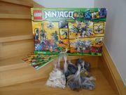 Lego Ninjago 9450 Rueckkehr des
