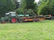 Holzrückewagen
