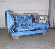 MAN Notstromaggregat 63 kVA - wassergekühlt -